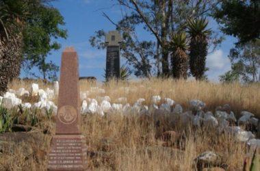 Vaalkrans Garden of Remembrance