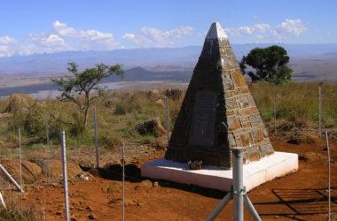 Spion Kop Battlefield Monument